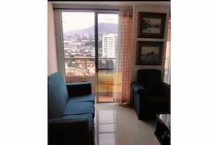 Apartamento en Calle del Banco, Sabaneta - 64mt, dos alcobas, balcon