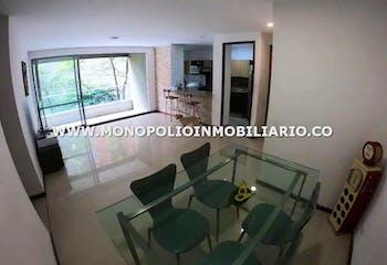 Apartamento en Ciudad del Río, Poblado, 3 Habitaciones- 87m2.