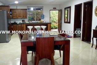 Casa Campestre en San Cristobal, Medellin, 4 Habitaciones- 2030m2.