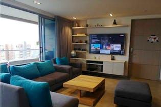 Apartamento en Envigado,Loma de las Brujas, 128 mts2-3 Habitaciones