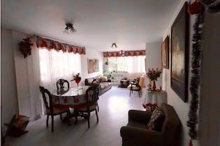 Apartamento en venta en Villa del Aburra de tres habitaciones