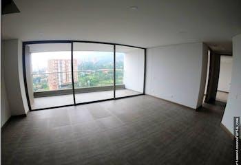 Apartamento en venta en Loma del Atravezado con 3 Habitaciones con Terraza.