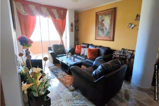 Apartamento en venta en Rosales con 4 Habitaciones y 2 balcones.