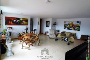 Apartamento en la Loma De Los Bernal. Con 3 habitaciones-82mt2