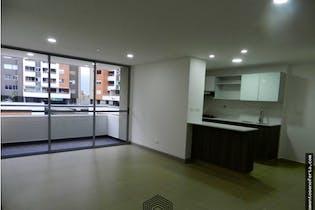 Apartamento en venta en La Loma Del Esmeraldal, Con 3 habitaciones-89mt2