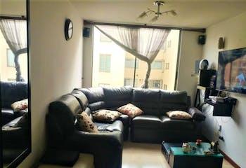 Apartamento En Ciudad Salitre Oriental-Ciudad Salitre, con 3 Habitaciones - 60 mt2.