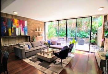 Apartamento Dúplex en venta en El Nogal de 179mt2 con terraza.