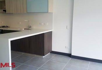 Apartamento en venta en Ciudad del Río de 41 mt2. con Balcón