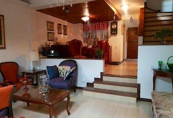 Casa en Alejandria, Poblado - 116mt, tres alcobas