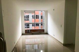 Apartamento en El Trapiche, Bello - 44mt, dos alcobas