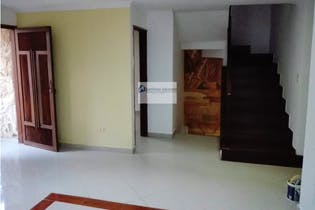 Casa en venta en El Trianón, Envigado, 175mt con balcon.