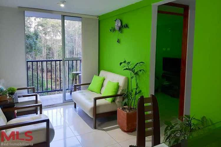 Portada Apartamento en venta en Fontibon, 59mt con balcon.