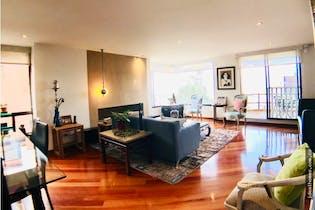Apartamento en venta en Bosque Calderon, 140mt con balcon.