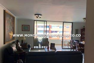 Apartamento en venta en La Abadia, 145mt con dos parqueaderos cubiertos.