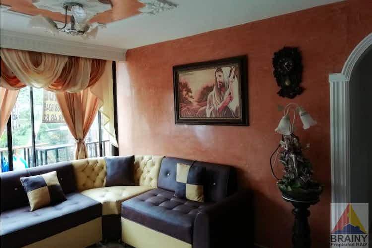 Portada Apartamento en venta en San Antonio de Prado de tres habitaciones
