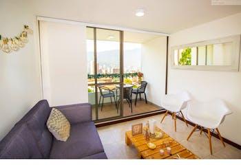 Apartamento en venta en La Cuenca de 60m² con Bbq...