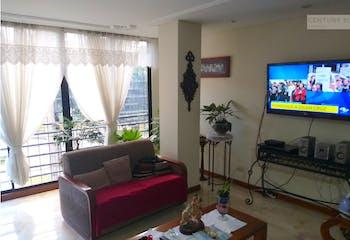 Apartamento en venta en Laureles de 3 hab. con Balcón...