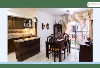Apartamento en venta en Parque de la Ceja, 58mt con balcon.