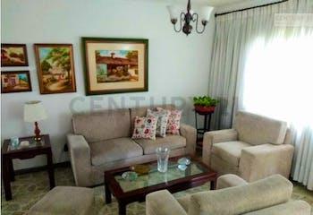 Apartamento en venta en Sector Cerro Nutibara, Con 3 Habitaciones-131mt2