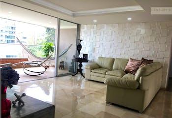 apartamento en venta en la loma del tesoro con 240mt, terraza