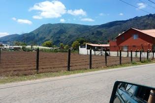 Lote en venta en Casco Urbano Cota de 3041m²
