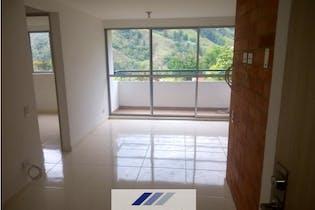 Apartamento en venta en Casco Urbano Caldas de 2 alcobas