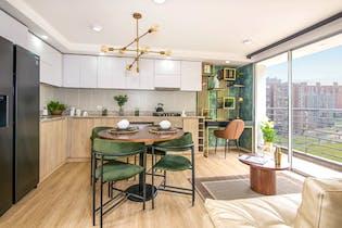 Vivienda nueva, La Felicidad - El Roble, Apartamentos en venta en Hayuelos con 69m²