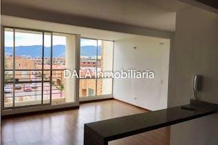 Apartamento en venta en Cajica Cundinamarca, Con 3 Habitaciones-74mt2