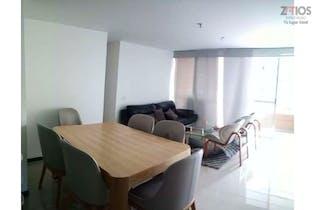 Apartamento en venta san german Medellin, Con 4 Habitaciones-90mt2