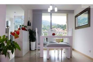 Apartamento en venta en Sendero del Bosque, Con 3 Habitaciones-67mt2
