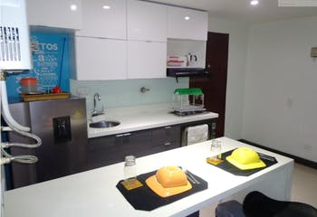 Apartamento en venta en la frontera, poblado, Con 1 Habitaciones-37mt2