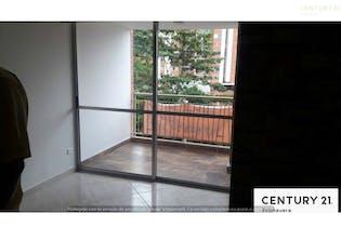 Apartamento en ventaen Itagui Viviendas Del Sur, Con 3 Habitaciones-72mt2