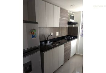 Apartamento en venta en Envigado La Mina (El Salado), Con 3 habitaciones-55mt2