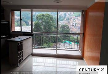 Apartamento en venta en Itagui, Santa María. Viviendas Del Sur, Con 3 habitaciones-57mt2