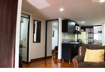 Apartamento en venta en Villa Hermosa, Con 2 habitaciones-50mt2