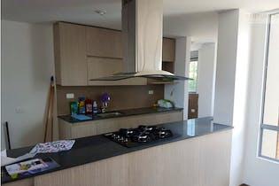 Apartamento en venta en El Chocho, Envigado. Con 3 habitaciones-120mt2