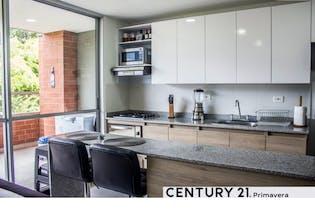 Apartamento en Venta en Envigado la cuenca, Con 3 habitaciones-87mt2