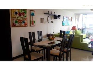 Apartamento en los balsos - el poblado, Con 2 Habitaciones-85.46