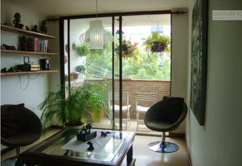 Apartamento en venta en el poblado, Con 3 Habitaciones-85mt2