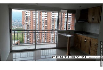 Apartamento en venta en Itagui, Santa María, Viviendas Del sur, Con 3 Habitaciones-57mt2