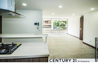 Apartamento en venta en Barrio Laureles de 3 hab. con Bbq...