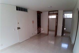 Apartamento en venta en Chapinero alto javeriana, Con 2 habitaciones-61.75mt2