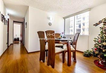 Apartamento En Venta En Bogota Villa Alsacia, Favidi, Con 3 Habitaciones-68mt2
