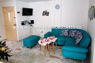 Apartamento en venta en San Gabriel de 100mts, dos niveles