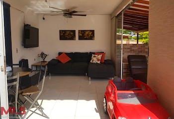 Casa en venta en Casco Urbano San Jerónimo de 104.55 mt2. con Balcón