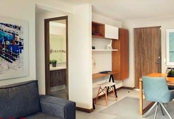 Apartamento en venta en Santa Ana con Solarium...