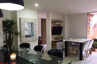 Apartamento en venta en Loma de Cumbres de 82.41 mt2. con terraza