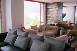 Apartamento En Venta En Bogota Chico Navarra, Con 3 habitaciones-2396mt2