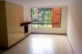 Apartamento En Venta En Bosque de Pinos de 87,78 mt con chimenea