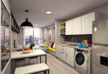 Vivienda nueva, Da vinci, Apartamentos nuevos en venta en Las Nieves con 1 hab.